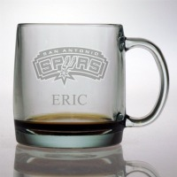 San Antonio Spurs Coffee Mug