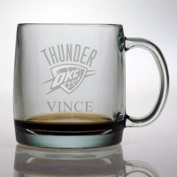 Oklahoma City Thunder Coffee Mug
