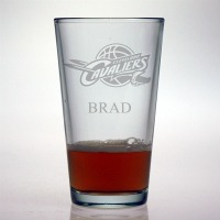 Cleveland Cavaliers Pint Glass