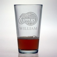 Los Angeles Clippers Pint Glass
