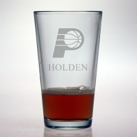 Indiana Pacers Pint Glass