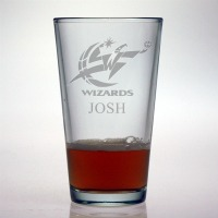 Washington Wizards Pint Glass