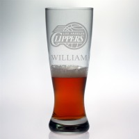 Los Angeles Clippers Grand Pilsner Glass