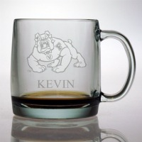 Fresno State University Bulldogs Coffee Mug