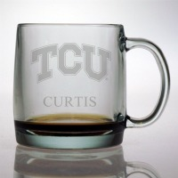 Texas Christian University Horned Frogs Coffee Mug