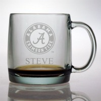 University of Alabama Crimson Tide Coffee Mug