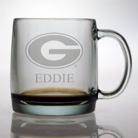 University of Georgia Bulldogs Coffee Mug
