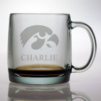 University of Iowa Hawkeyes Coffee Mug