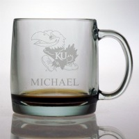University of Kansas Jayhawks Coffee Mug