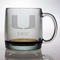 University of Miami Hurricanes Coffee Mug