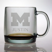 University of Michigan Wolverines Coffee Mug
