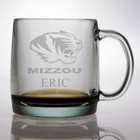 University of Missouri Mizzou Tigers Coffee Mug