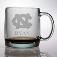 University of North Carolina Tar Heels Coffee Mug