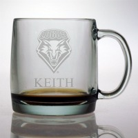 University of New Mexico Lobos Coffee Mug