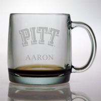 University of Pittsburgh Panthers Coffee Mug