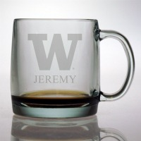 University of Washington Huskies Coffee Mug