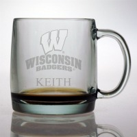 University of Wisconsin Badgers Coffee Mug