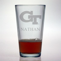 Georgia Tech - Georgia Institute of Technology Yellow Jackets Pint Glass