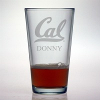 Cal - University of California, Berkeley Golden Bears Pint Glass