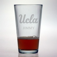 UCLA - University of California, Los Angeles Bruins Pint Glass