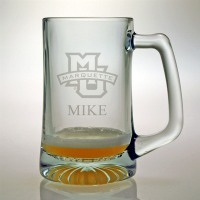 Marquette University Golden Eagles Tankard Mug