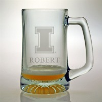University of Illinois Fighting Illini Tankard Mug
