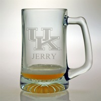 University of Kentucky Wildcats Tankard Mug