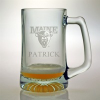 University of Maine Black Bears Tankard Mug