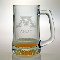 University of Minnesota Golden Gophers Tankard Mug