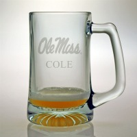 Ole Miss - University of Mississippi Rebels Tankard Mug