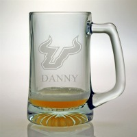 University of South Florida Bulls Tankard Mug