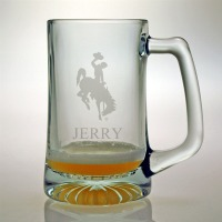 University of Wyoming Cowboys Tankard Mug