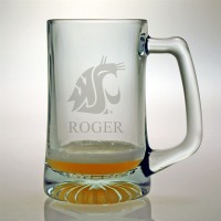 Washington State Cougars Tankard Mug