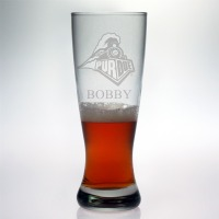 Purdue University Biolermakers Grand Pilsner Glass