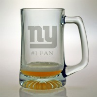 New York Giants Tankard Mug