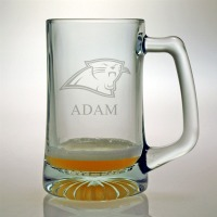 Carolina Panthers Tankard Mug
