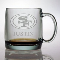 San Francisco 49ers Coffee Mug