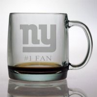 New York Giants Coffee Mug