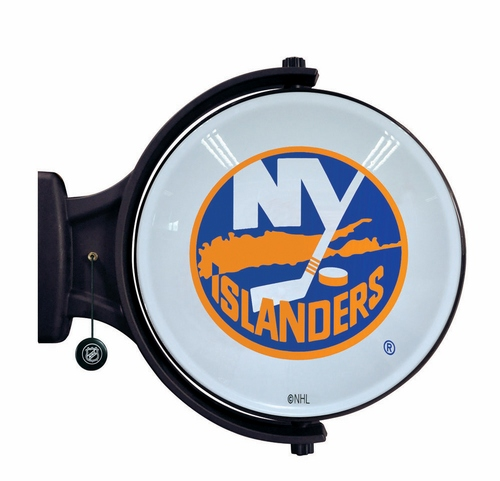 New York Islanders Revolving Wall Light