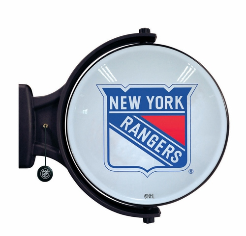 New York Rangers Revolving Wall Light