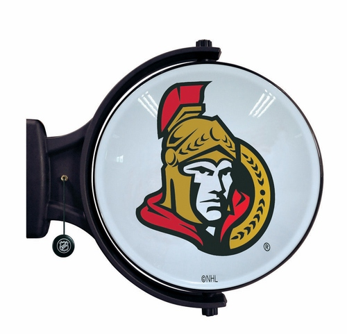 Ottawa Senators Revolving Wall Light