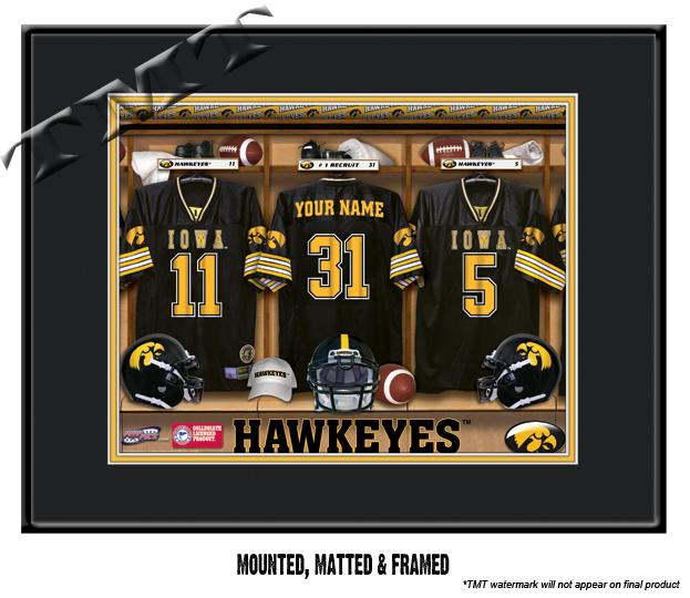 Iowa Hawkeyes Sign