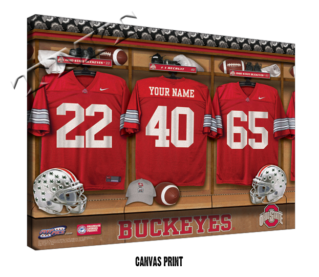 Ohio State Buckeyes Sign