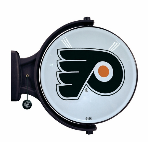 Philadelphia Flyers Revolving Wall Light