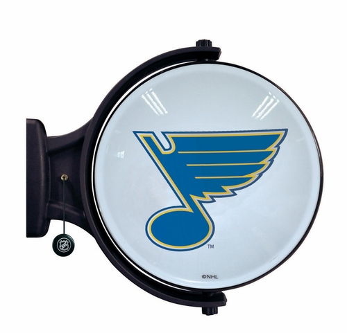 St Louis Blues Revolving Wall Light