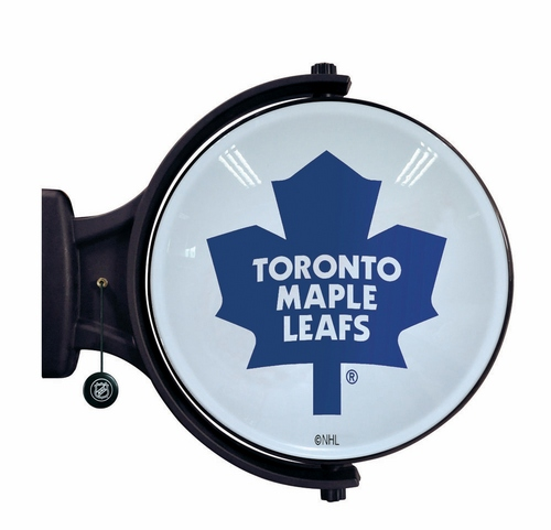 Toronto Maple Leafs Revolving Wall Light